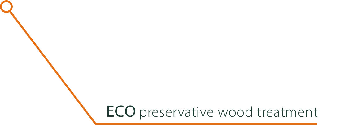 ECO preservative wood treatment